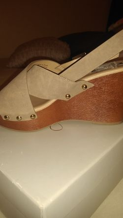 Parker and sky wedges shoes Thumbnail