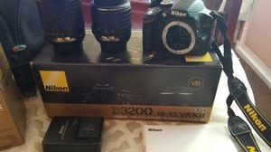 D3200 nikon good price for Sale in Alexandria, VA