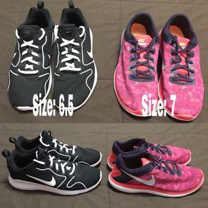 Women's Nike flex shoe's for Sale in Waldorf, MD