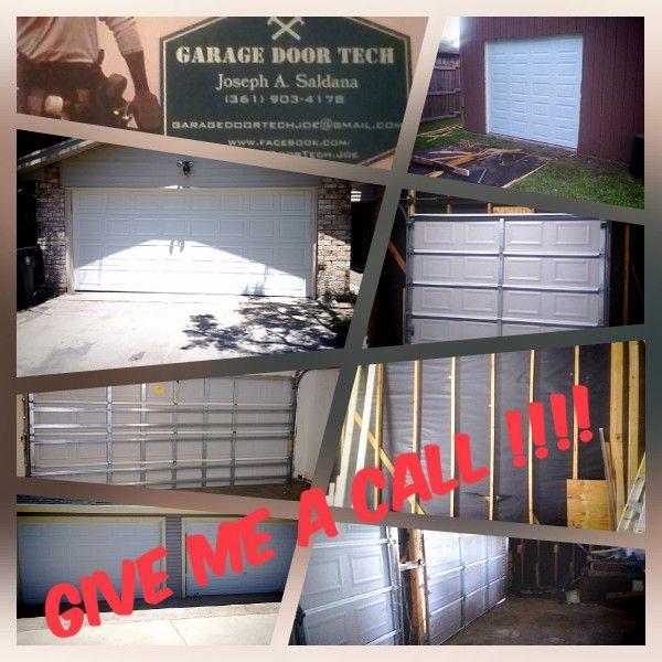 Garage Door Repair Installation For Sale In Corpus Christi Tx