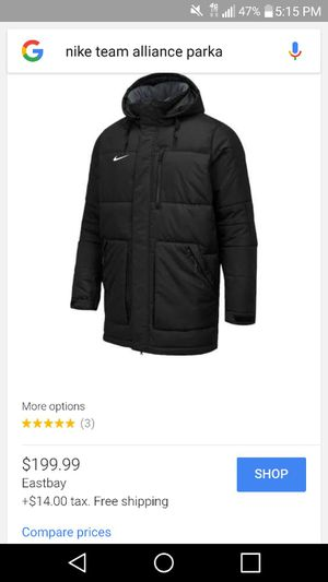 53442eeb6 New and Used Parka for Sale in Covington, KY - OfferUp