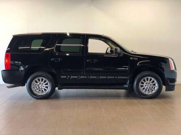 2008 Gmc Yukon Hybrid 4x2 4door Suv Financing Available For Sale