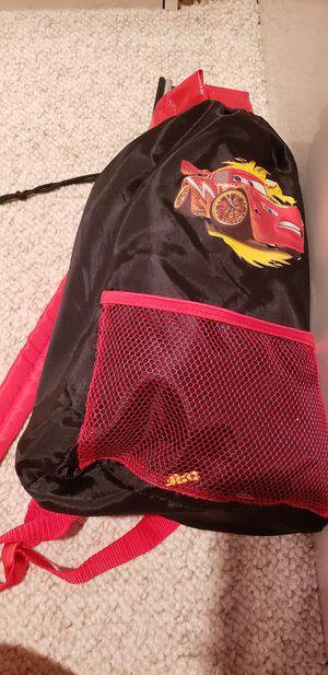 Lightening McQueen tent and sleeping bag for Sale in Germantown, MD
