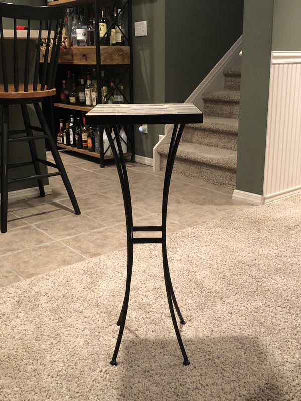 Pier 1 Imports Slate Table Plant Stand
