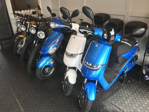 Street Legal Electric E Bike Scooter Moped NEW for Sale in San Francisco, CA
