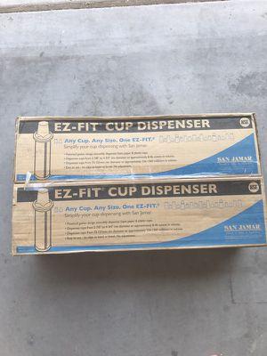 Cup dispenser for Sale in Laveen Village, AZ