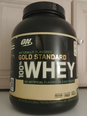 Whey protein gold standard 68 servings for Sale in Alexandria, VA