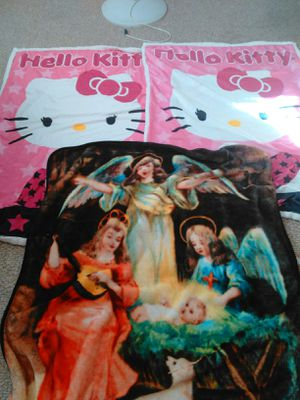 3 blankets for Sale in Rolla, MO