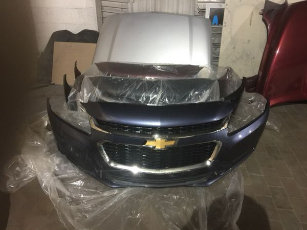 2013 2014 2015 2016 Chevy Malibu Complete Front Bumper Any Color Available For Sale In Taylor Mi Offerup