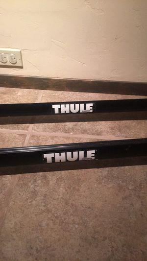 Photo Thule bike racks