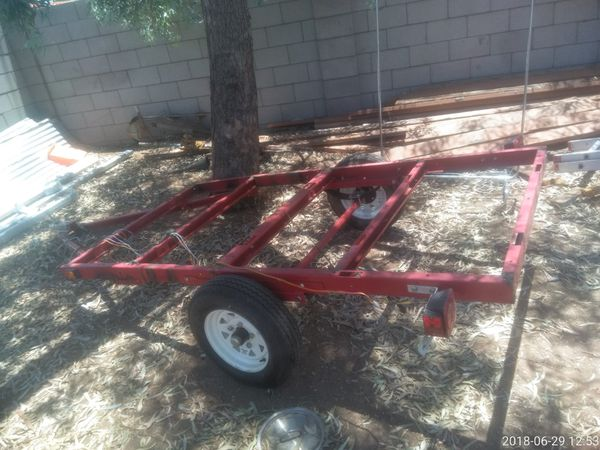 Stupendous Utility Trailer 4X8 General In Phoenix Az Offerup Wiring Digital Resources Helishebarightsorg