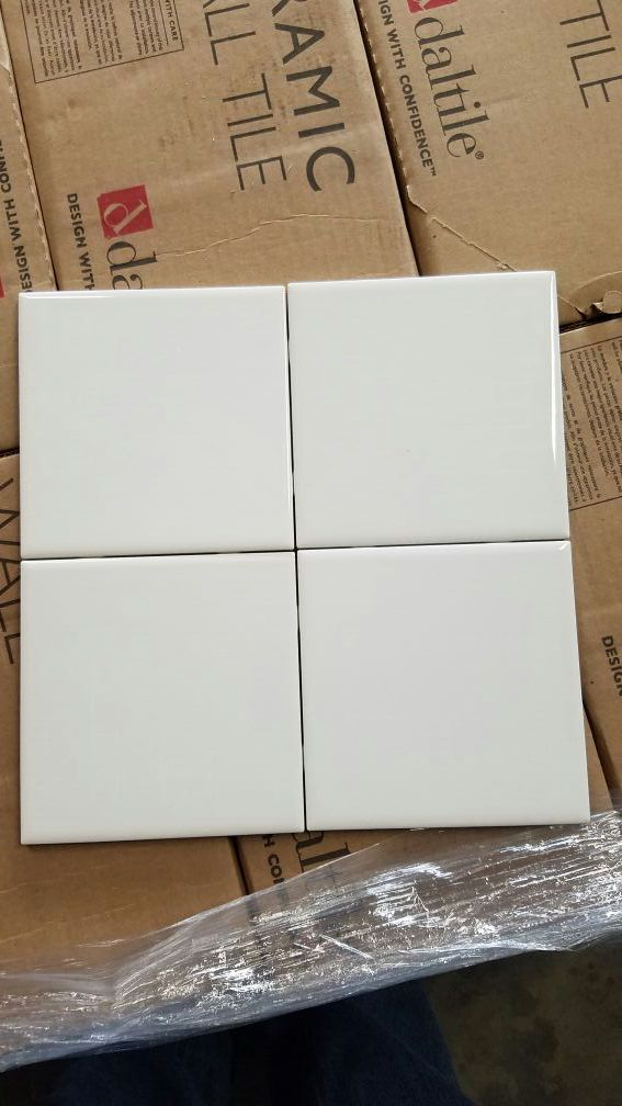 X Daltile Ceramic Wall Tile White For Sale In Baldwin Park - Daltile san leandro ca