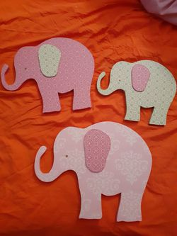 Elefant decoration Thumbnail