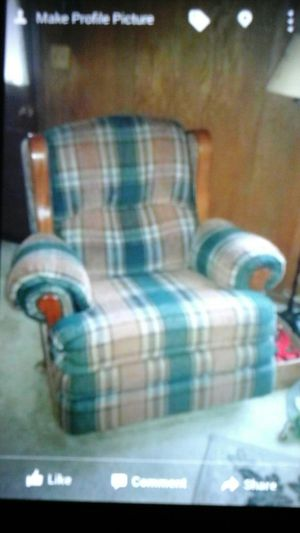 Sofa and chair for Sale in Buffalo Junction, VA