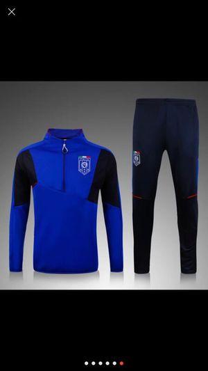 Italia National team soccer tracksuits for Sale in Manassas, VA