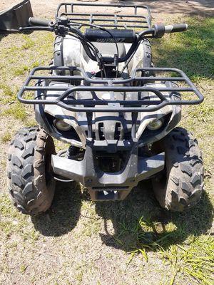 Photo 4 wheeler 125cc