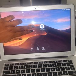 Silver 13.3 MacBook For Sale Thumbnail