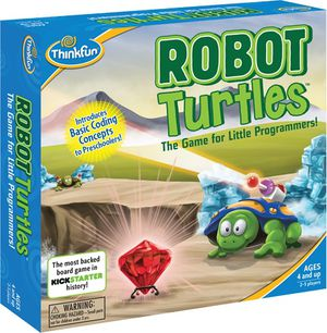 Robot Turtles Coding for Kids Board Game for Sale in Phoenix, AZ