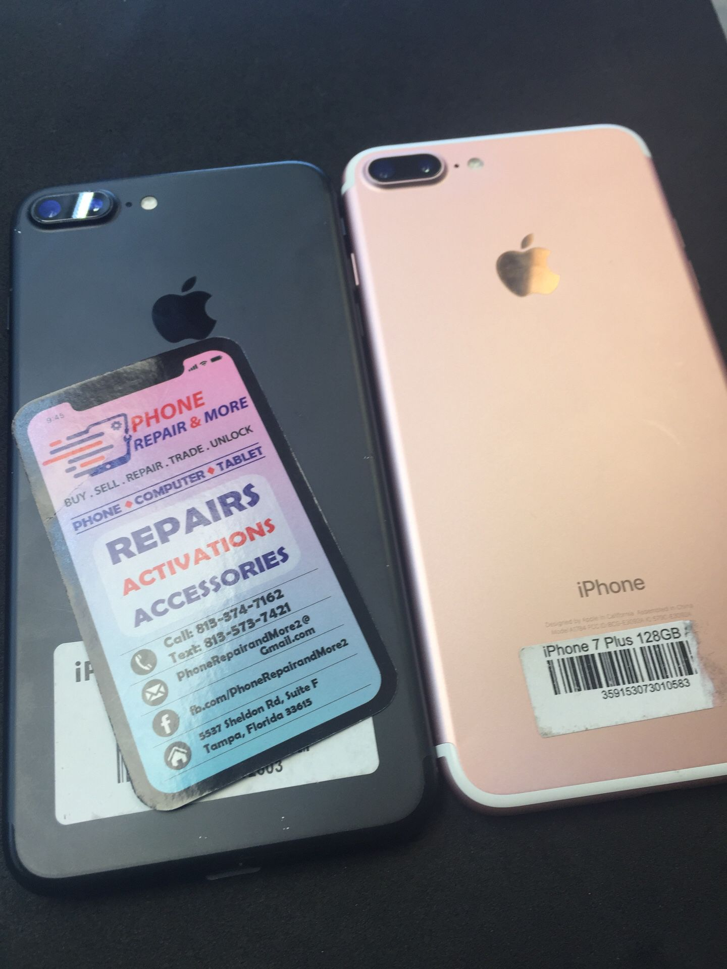 iPhone 7 Plus (32GB , 128GB , 256GB )| Unlocked 🔓| 30 Days warranty✅ | All colors Available ❗️| Like New