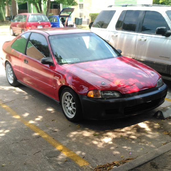 1994 Honda Civic For Sale In Houston, TX