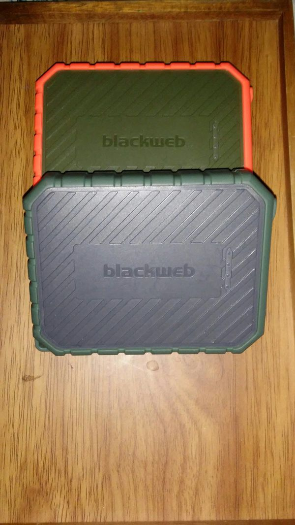 Blackweb rugged waterproof portable charger for Sale in Las Vegas, NV -  OfferUp