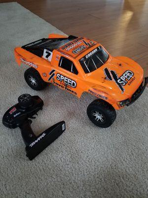 Photo 2wd traxxas slash vxl brushless rc truck upgraded