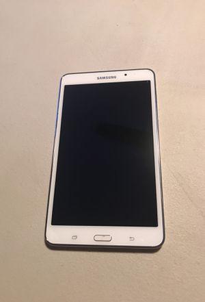 Samsung tablet for Sale in Burlington, NC