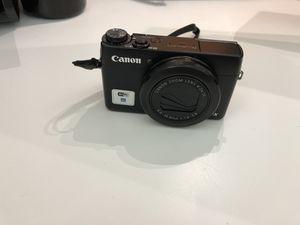 Canon G7x Mark I for Sale in Alexandria, VA