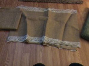 7ft table runners for sale  Tulsa, OK