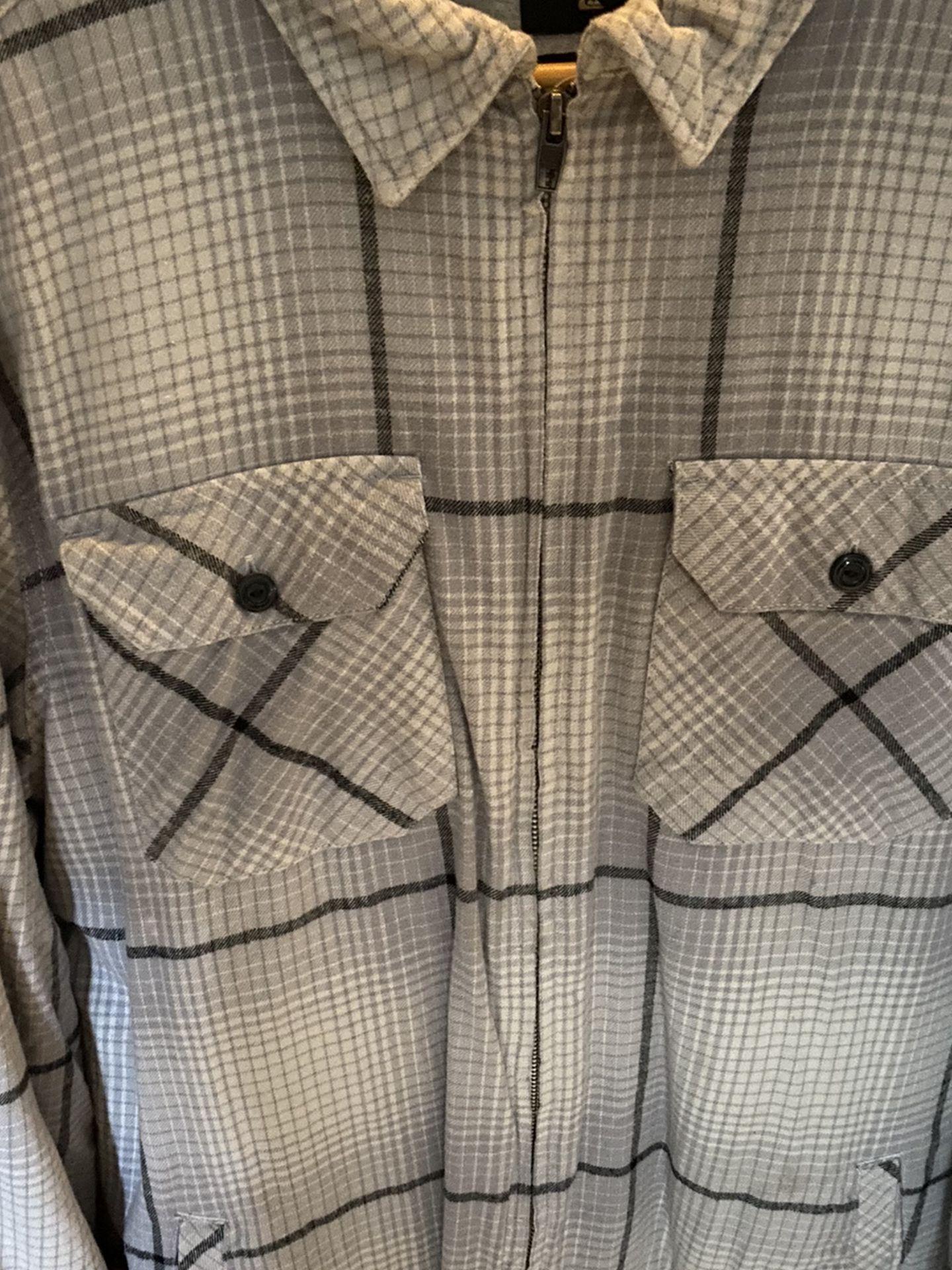 Quicksilver Zip Up Jacket