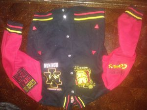 New kids Marvel Comic large Iron Man jacket for Sale in Tampa, FL