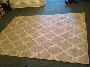 Gray rug for Sale in Chicago, IL