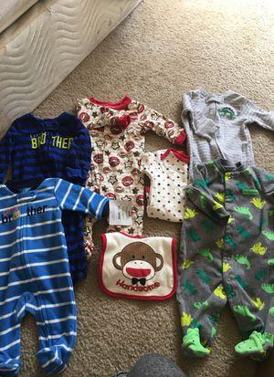 Baby pjs 3 months for Sale in Alexandria, VA