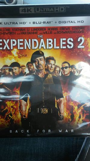 Expendables 2 for Sale in Dallas, TX