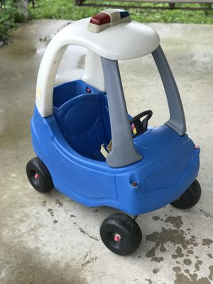 Photo Police Cozy Coupe