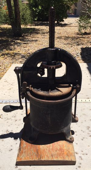 Antique Sausage Press for Sale in Phoenix, AZ