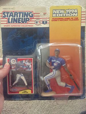 Joe carter from the BlueJays collector for Sale in Randleman, NC