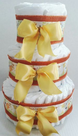 Diaper cake for Sale in Centreville, VA