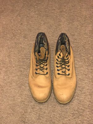 Timberland Boots $40 Size 8.5 for Sale in Richmond, VA