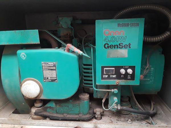 Onan Generator for Sale in Wichita, KS - OfferUp