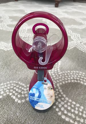 O2 Cool Deluxe Water Misting Fan for Sale in MENTOR ON THE, OH