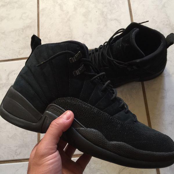 60bde2ed6763 Jordan 12 OVO Black for Sale in Fresno