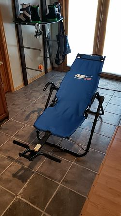 AB lounge sport, exercise machines for abs Thumbnail