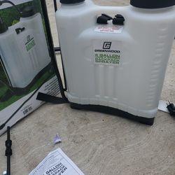 Greenwood 4 Gallon Backpack Sprayer  Thumbnail