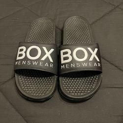 Box Menswear Sliders Size 9 Thumbnail
