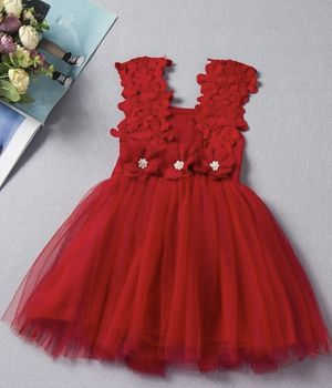 Red holiday dress 12m 18m 2t for Sale in Hialeah, FL