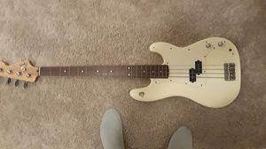Affinity squiter p-bass guitar for Sale in Hampton, GA