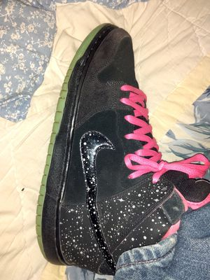 Photo Nike dunk northern lights edition