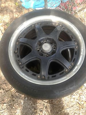 Fuel Rims With Tires For Sale In Houston Tx Offerup
