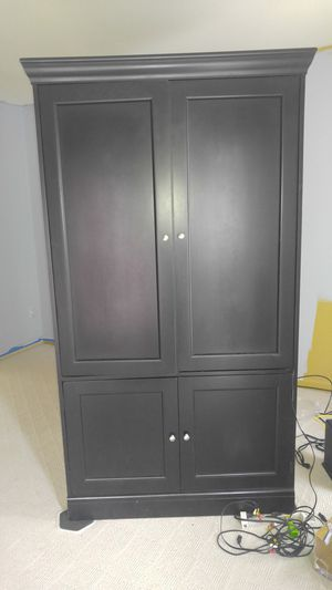 Tv chest/ armoire great condition $50 for Sale in New Castle, DE